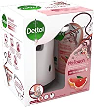 Dettol No-Touch Kit 250 ml Dispenser and Refill