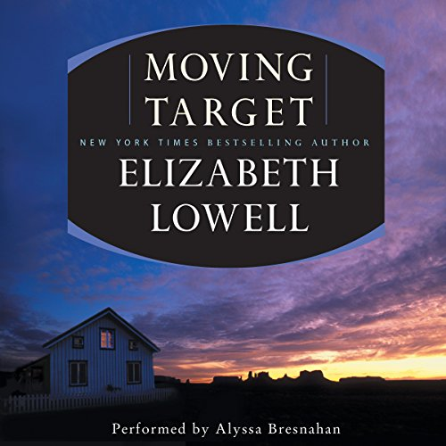Moving Target     Rarities Unlimited, Book 1              By:                                                                                                                                 Elizabeth Lowell                               Narrated by:                                                                                                                                 Alyssa Bresnahan                      Length: 14 hrs and 14 mins     59 ratings     Overall 4.5