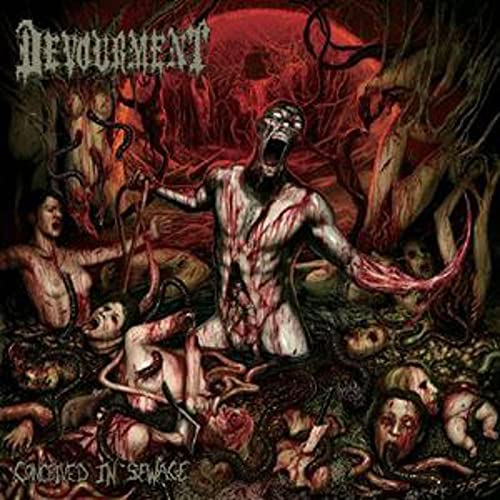 Devourment: Conceived in Sewage (Audio CD)