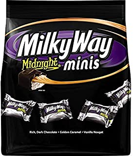Milky Way Midnight Minis 8.9 ounce bags (2 Bags)