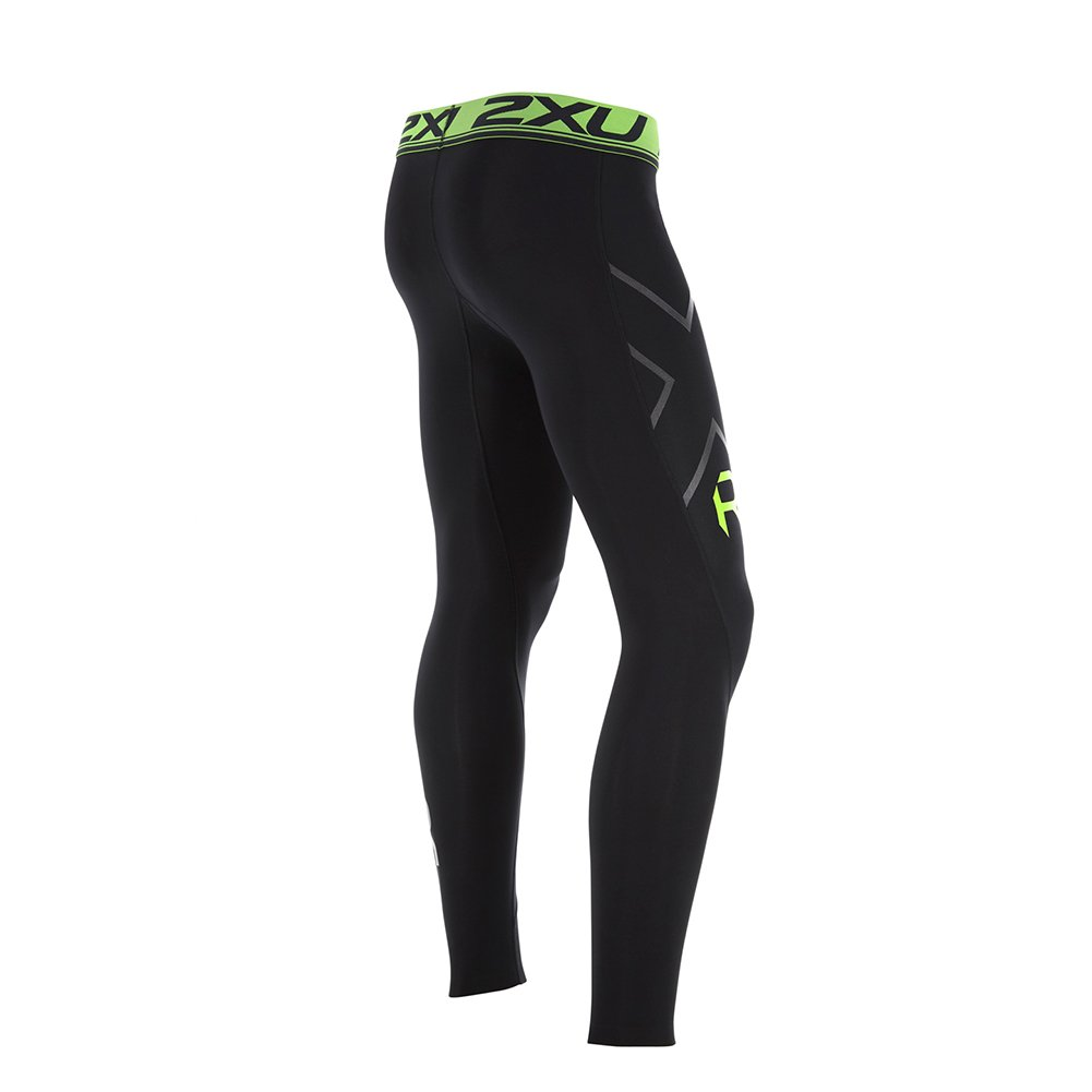 2XU mens Compression Bottoms Refresh recovery compression tights