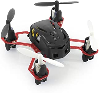 Hubsan Q4 Nano H111 Quadcopter, Transmitter Included, Black