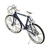 RM2 - Miniatura de bicicleta de carreras, metal