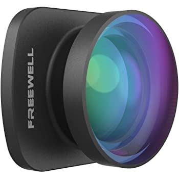 Freewell Wide Angle Lens 18mm Field of View Compatible with DJI Osmo Pocket Perfect Vlogging Accessories