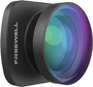 Freewell Groothoeklens 18 mm Gezichtsveld Compatibel met DJI Osmo Pocket Perfect Vlogging Accessoires