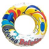 Anello da nuoto,Swim ring,Anello di nuoto,Zattera Gonfiabile per Piscina Festa Vacanza Decorazione per Bambini e Adulti,Adatto a Bambini e Adulti, per Spiaggia o Piscina.