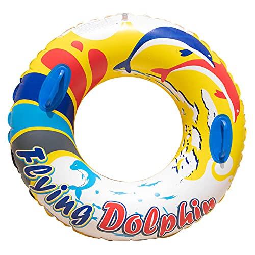 schwimmring erwachsene,Schwimmring,Schwimmreifen,Schwimmring für Pool-Partys,schwimmring kinder,Ideal für Das Schwimmbad, Strand, Urlaub, See oder Pool