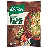 Knorr Brodo in dado, in scatola e in polvere in scatola