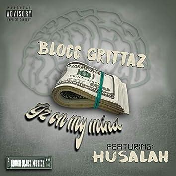 G'z on My Mind (feat. Husalah)