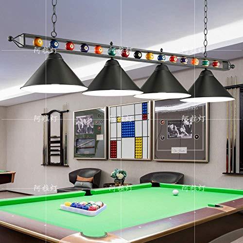 SZKP Led Billard Shadowless Lampe, Billiard Kronleuchter, Billiard Room Kronleuchter, Billardtisch Speziallampe