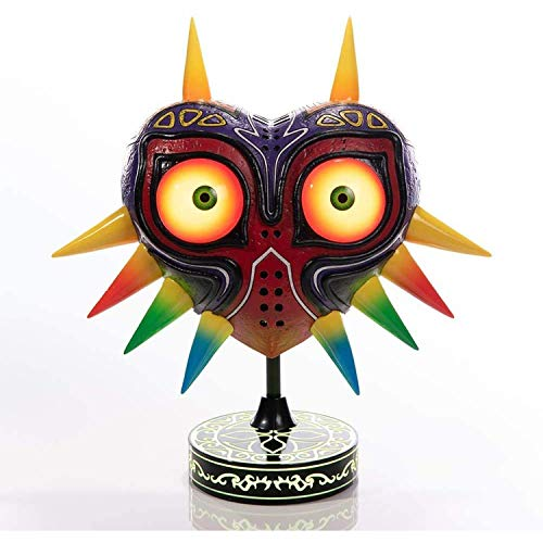 Dark Horse Comics 14 Inch Tall Painted The Legend of Zelda Majora s Mask Video Game Collectible 3D Figurine Statue Toy with Detailed Base
