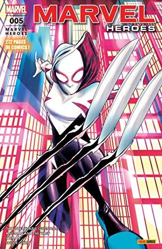 Marvel Heroes N°5
