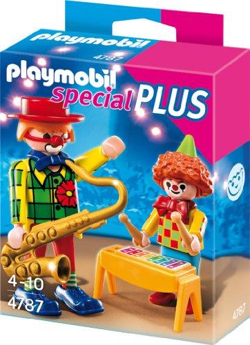 Playmobil 4787 - Musik-Clowns