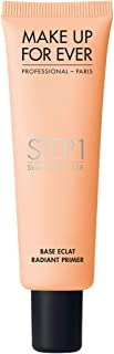 Make Up For Ever All Step 1 Radiant Face Primer - 30 Ml, 8 Radiant Peach