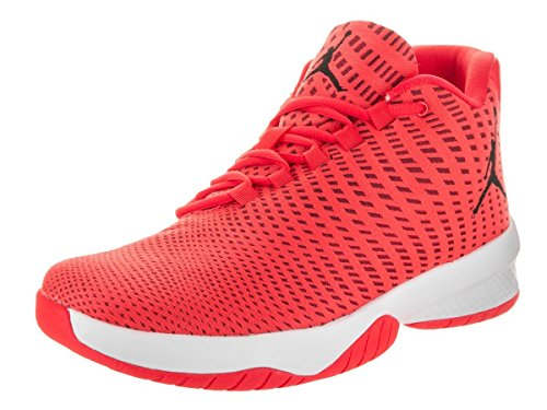 Jordan B. Fly Max Orange/Black/Gym Red/White Men's Basketball Sneakers 9 US
