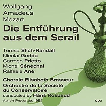 Wolfgang Amadeus Mozart: Die Entführung aus dem Serail (1954), Volume 2