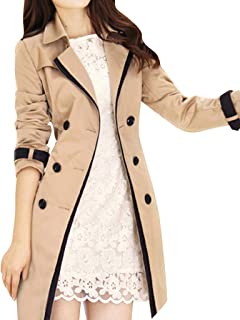 ZYEE Womens Cardigan Sweater Open Front Button Down Coat Long Sleeve Outcoat Plus Size Loose Jacket