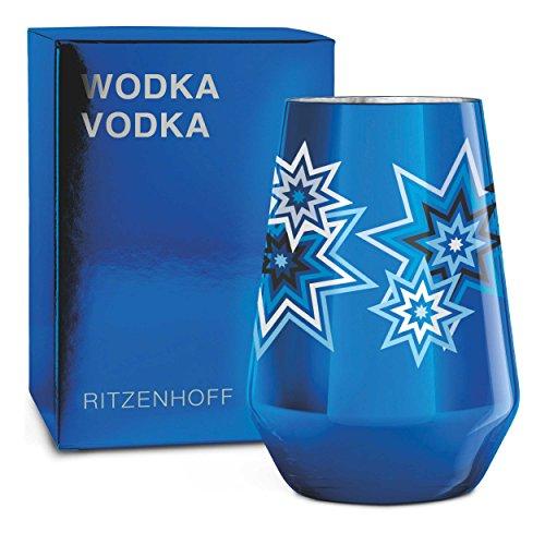 RITZENHOFF Next Vodka Vodkaglas von sieger design, aus Kristallglas, 300 ml
