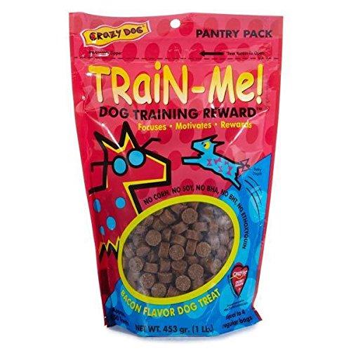 Dog Training Treats Bacon Flavor 16 Oz Packs Teaching Reward Bulk Available (One Pack)