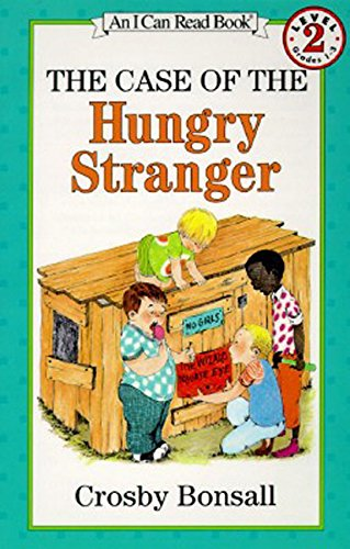 The Case of the Hungry Stranger (I Can Read Level 2)の詳細を見る