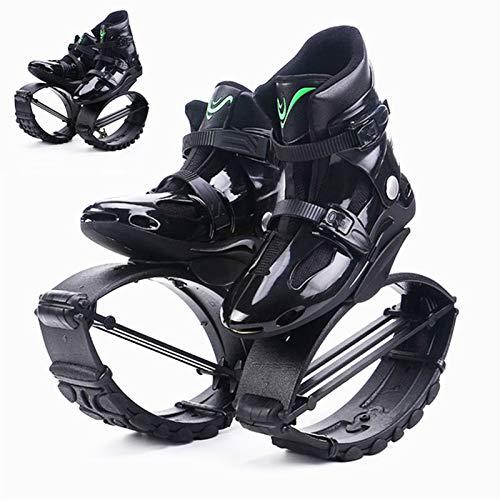 Zapatos de Salto Canguro, Zapatos elásticos para Adelgazar, Calzado Deportivo Fitness, Calzado Moldeador, Tacones de Pendiente, Saltos Altos para Hombres y Mujeres