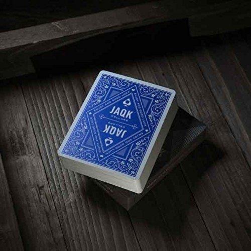 theory11jaqk Blue Edition Deck Cartes à jouer