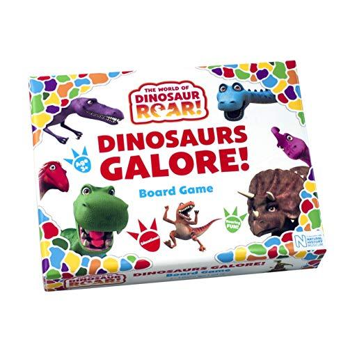 The World of Dinosaur Roar- Dinosaurios Galore Juegos de Mesa (Paul Lamond...