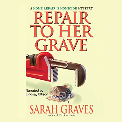 Repair to Her Grave audiobook cover art