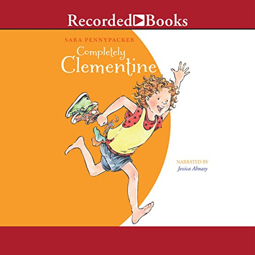 Completely Clementine audiobook cover art