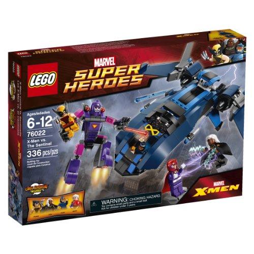 Lego X Men  marca LEGO