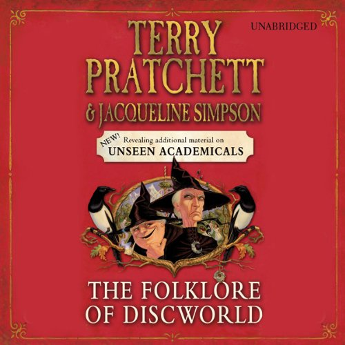 The Folklore of Discworld cover art