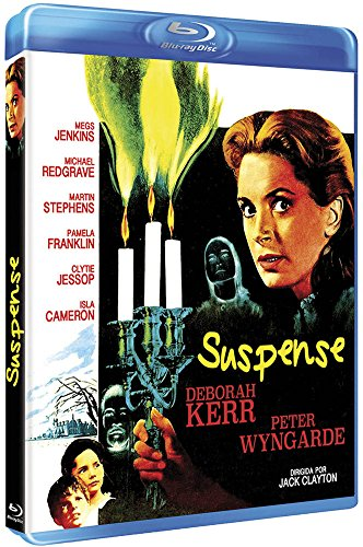 Suspense [Blu-ray]
