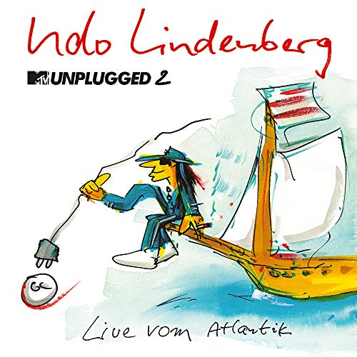 MTV Unplugged: Udo Lindenberg 2 - Live vom Atlantik (2 CDs + 2 DVDs)