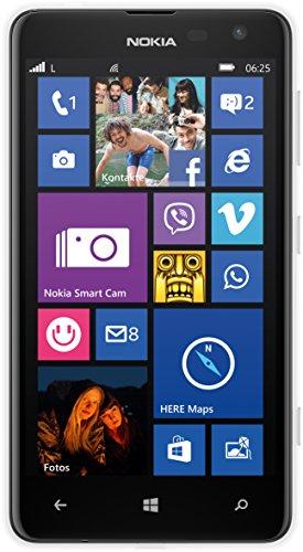 Nokia Lumia 625 Smartphone (4,7 Zoll (11,9 cm) Touch-Display, 8 GB Speicher, Windows 8) weiß