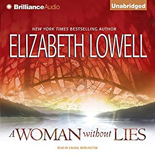 A Woman Without Lies audiobook cover art