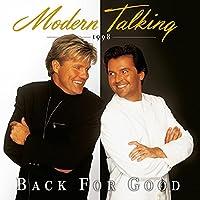 Back For Good [Limited 180-Gram Black & White Marble Colored Vinyl]