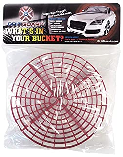 The Grit Guard Insert (Red) - Fits 12 inch Diameter Bucket (B000N3W8J0) | Amazon price tracker / tracking, Amazon price history charts, Amazon price watches, Amazon price drop alerts
