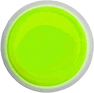 Cyalume ChemLight Military Grade LightShape Circle Marker, Green, 4 Hour Duration (Pack of 10)