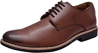 HiREL'S Brown Derby Lace Up/Office/DressFormal Shoes