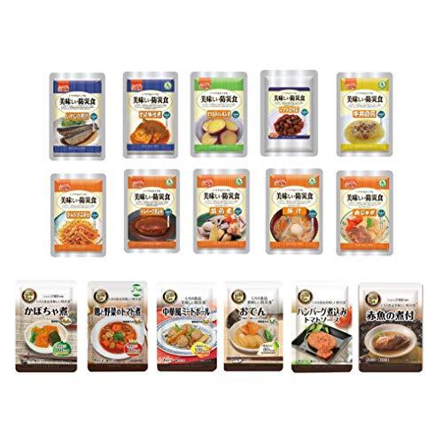 非常食セット 美味しい防災食 「おかず・お惣菜 充実の16種類セット」