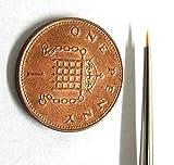 Springer Pinsel Springer pinsel1054–10/0spitz Aquarells Bürste mit Toray (Größe 10/0) -