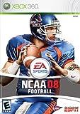xbox 360 ncaa football 14 - NCAA Football 08 - Xbox 360