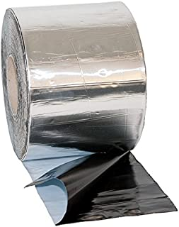Risse Wei/ß Patch-L/öcher dehnbares Dichtungsband f/ür Dachdeckung Butyl-Klebeband Allwetter-Patchband 10,2 cm x 1,5 m Gummiertes wasserdichtes Klebeband wasserdichtes Klebeband f/ür Rohre