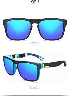 ENJOYCOSMETICS - Gafas de sol polarizadas unisex para hombre y mujer, nuevos modelos, estilo deportivas, modernas.