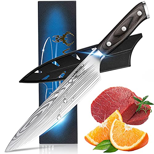 Vabogu Chef Knife 8