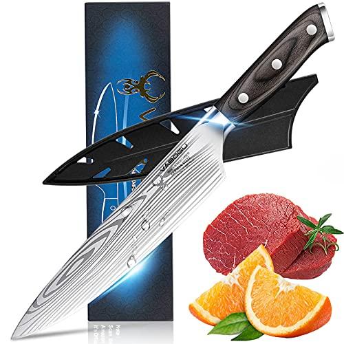 Sharp Professional Chef Knife