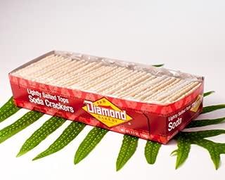 Diamond Bakery Lightly Salted Tops Hawaiian Soda Crackers Tray (9.5oz)