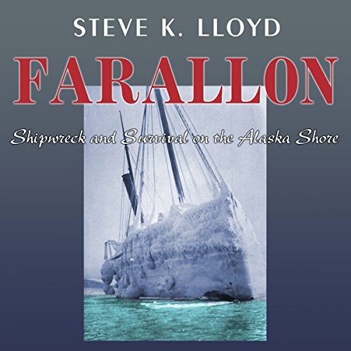 Farallon audiobook cover art