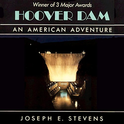 Hoover Dam audiobook cover art