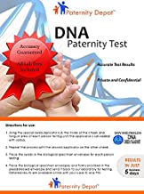 Paternity Depot - Paternity Test kit with All lab fees Included